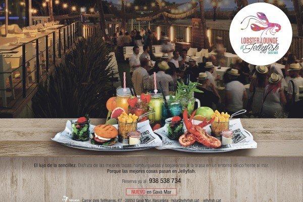 Jellyfish Beach Club & Lobster Lounge