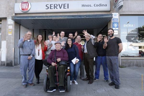 Hnos. CODINA  S.A. Agencia Oficial FIAT cumple su 50ºAniversario
