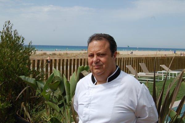 Ricard Alegría Vidal  es el chef del Restaurante Sorell