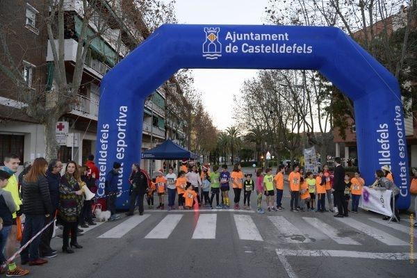 XXXV SANT SILVESTRE  DE CASTELLDEFELS CURSA DEL CAPÓ®