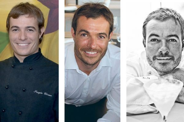 El chef Sergi Cócera celebra 20 años de carrera gastronómica