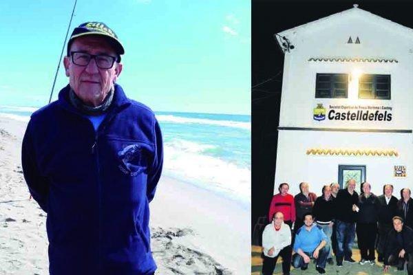 Societat Esportiva Pesca Marítima Castelldefels 70 aniversario 1948 – 2018