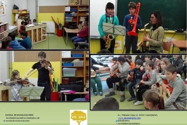 Nou projecte musical a Castelldefels