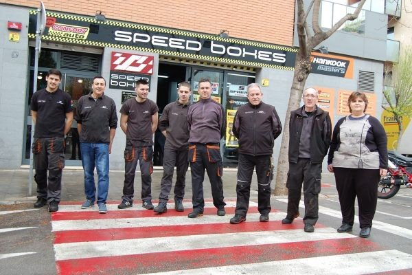 Talleres Speed Boxes cumple 10 años