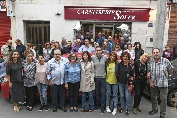 Carnisseries SOLER, espíritu de expansión