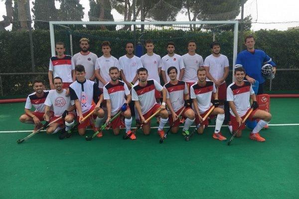Nou i il·lusionant projecte del 1r equip del Castelldefels Hockey Club