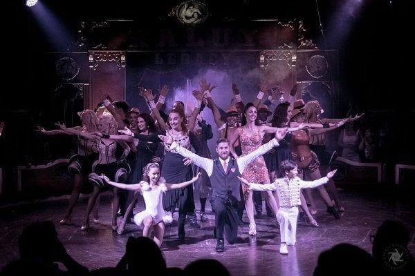 El Circ Raluy Legacy presenta el seu nou espectacle a Castelldefels.