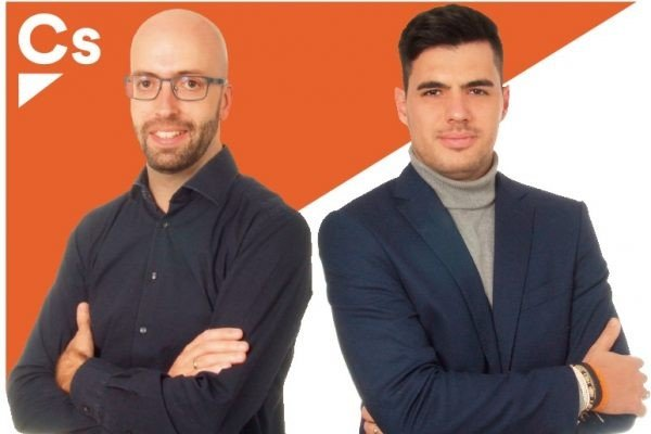 Entrevista a Guillermo Massana y Andrés Aristayeta, concejales de Ciudadanos en Castelldefels