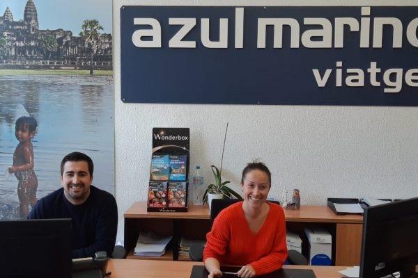 AZUL MARINO VIAJES, tu agencia de viajes en Castelldefels