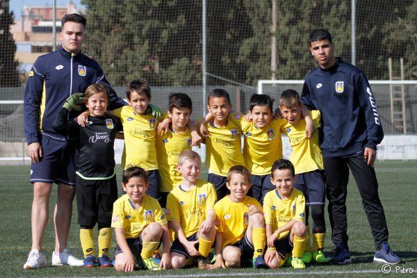 Futbol Base UE Castelldefels
