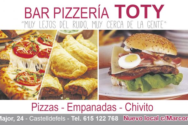 Bar Pizzería TOTY