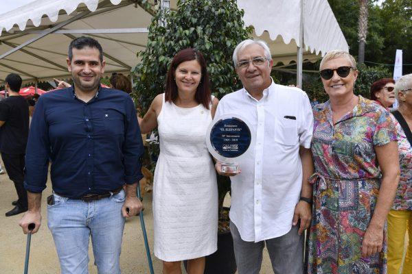 Restaurante EL ELEFANTE cumple 50 años de vida. Uno de los más antiguos de Castelldefels