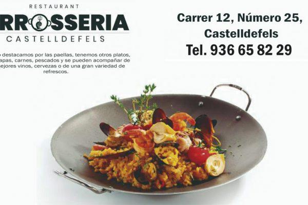 Restaurant Arrosseria arroces y mucho más...