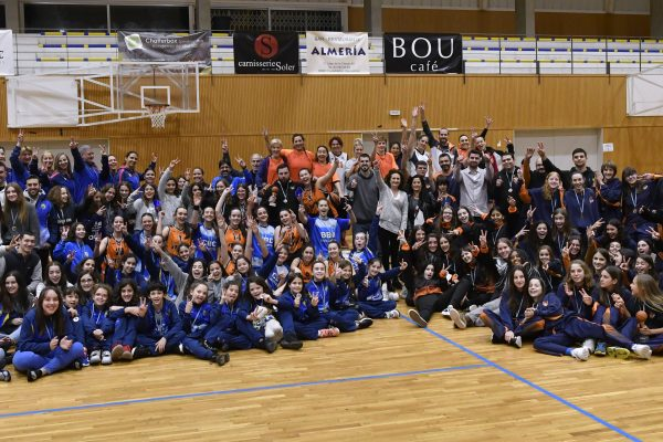 Torneo Femenino 2020 del CB Castelldefels