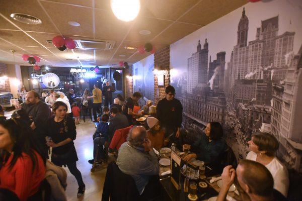 NEWYORKERS CAFÉ firma su primera franquicia en nuestra ciudad, Castelldefels