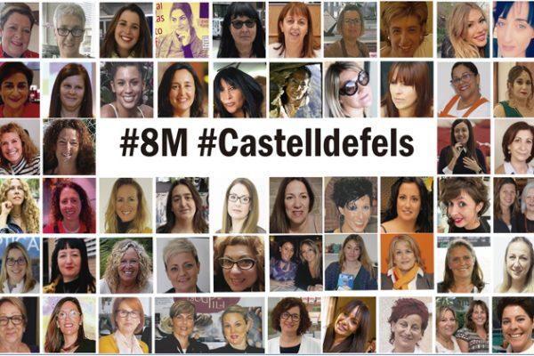 #8M #Castelldefels