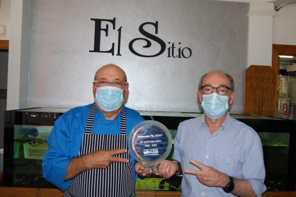 """Restaurante EL SITIO, 30 años al servicio del """"buen comer"""""""