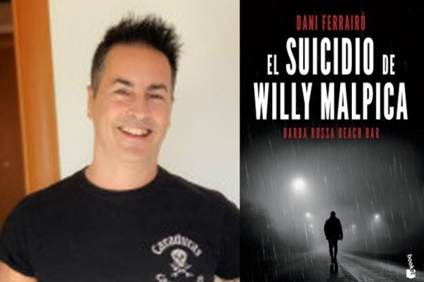 El suicidio de Willy Malpica Barba Rossa Beach Bar Dani Ferrairó